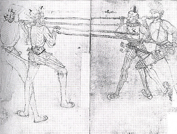 Fig.13 disegno di Paul Dolstein1500