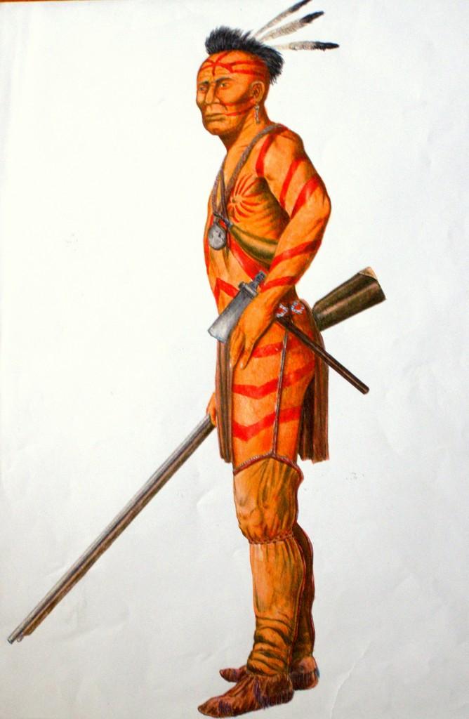indiano-ottawa-ottawa-warrior-sauvage-outaouais-cheveux-relevés