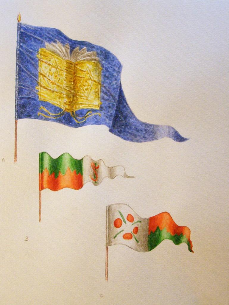 Le bandiere