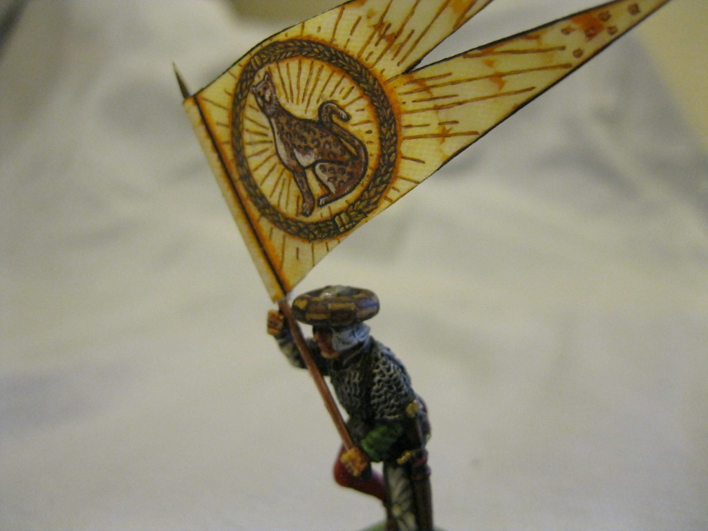 alfiere braccesco standard bearer Braccesco