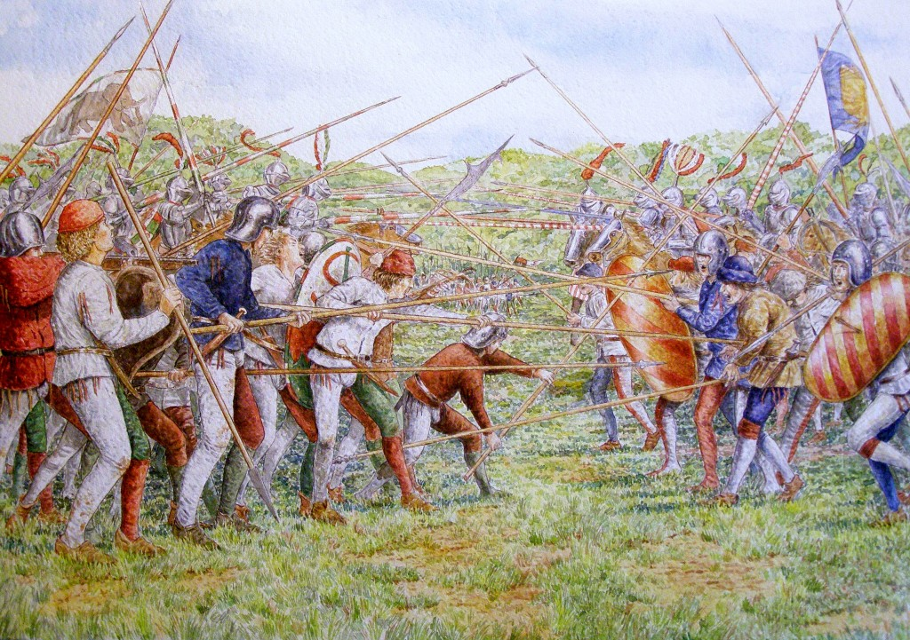 battaglia di Piombino 1448
