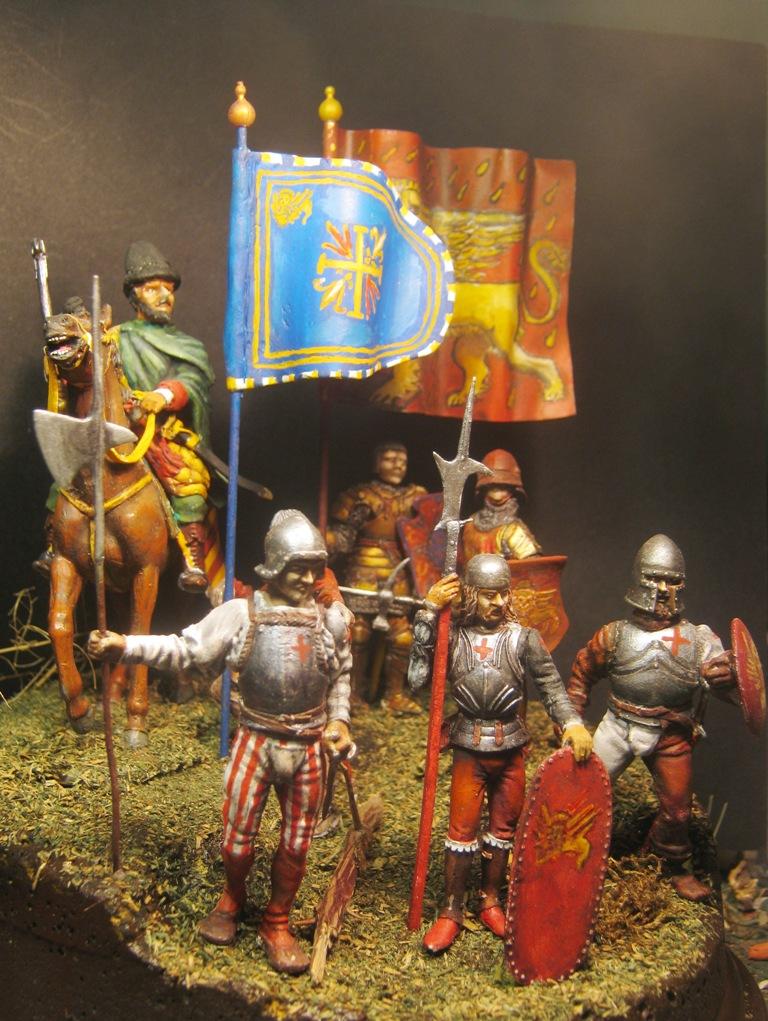 i soldatini di Agnadello di Francesco Sbarile